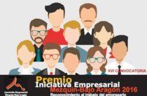 Convocado el Premio a la Iniciativa Empresarial del Mezquín